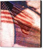 Through War And Peace Canvas Print