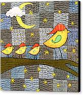 Time For Bed Canvas Print by Julie Bull