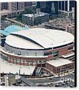 Time Warner Cable Arena Canvas Print