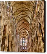 Timeless Gothic  Canvas Print by Olivier Le Queinec
