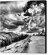 Tioga Pass Canvas Print