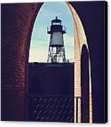 To Light The Way Canvas Print