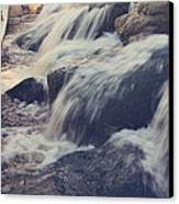 To The Place I Love Canvas Print by Laurie Search
