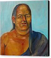 Tochtli Canvas Print