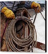 Tools Of The Trade Canvas Print by Kae Cheatham