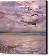 Topsail Flyers Canvas Print