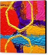 Totem Iv Canvas Print by John  Nolan