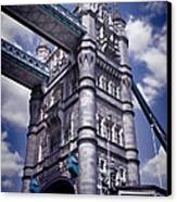 Tower Bridge London Canvas Print by Mariola Bitner