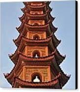 Tran Quoc Pagoda In Hanoi Canvas Print