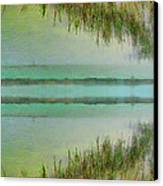 Tranquility Bay Canvas Print
