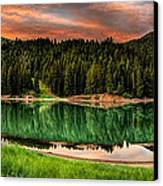 Tranquility Canvas Print by Brett Engle