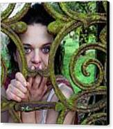 Trapped Canvas Print by Semmick Photo