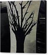 Tree Vase Canvas Print by Lee Farley