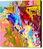 True Colours Canvas Print by Soumya Bouchachi