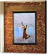 Trying To Keep Balance With Life Canvas Print by Viktor Savchenko