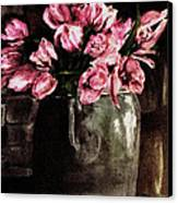 Tulips Canvas Print by Dana Patterson
