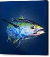 Tuna Wrap Canvas Print