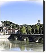 Turin - Italy Canvas Print by Roberto Galli della Loggia