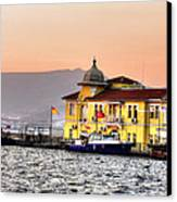 Turkish Water Police Station Canvas Print