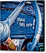 Turn Gas Off Canvas Print by Phil 'motography' Clark
