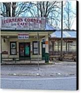 Turners Corner Canvas Print by Bob Jackson