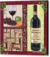 Tuscan Collage 2 Canvas Print by Debbie DeWitt