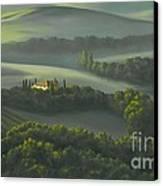 Tuscan Daybreak Canvas Print