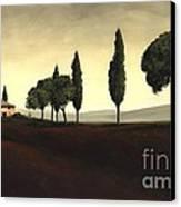 Tuscan Style  Canvas Print
