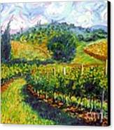 Tuscan Wind Canvas Print by Michael Swanson
