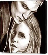 Twilight Canvas Print by Michael Mestas