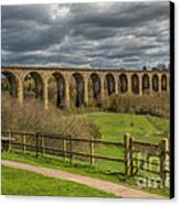 Ty Mawr Country Park Canvas Print by Adrian Evans