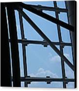 Udvar-hazy Center - Smithsonian National Air And Space Museum Annex - 1212103 Canvas Print