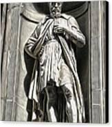 Uffizi Gallery - Michelangelo Buonarroti Canvas Print