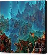 Underwater 11 Canvas Print by Bernard MICHEL