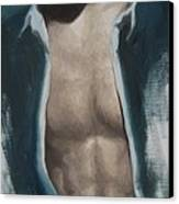 Undressing Canvas Print by Jindra Noewi