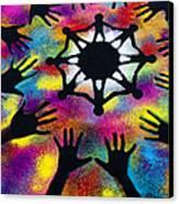Unity Canvas Print by Tim Gainey