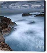Unpainted Sky 2  Canvas Print by Michael Howard