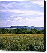 Untouched Iowa Canvas Print