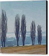 Uphill Wittem Eys Canvas Print
