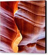 Upper Antelope Canyon Canvas Print by Robert Jensen