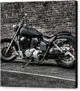 Urban Bike 001 Canvas Print