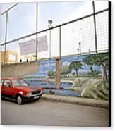 Urban Dissonance Canvas Print by Shaun Higson