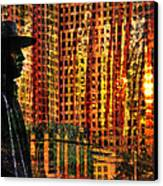 Urban Guru Canvas Print by Skip Hunt
