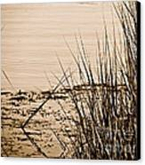 Vanishing  Canvas Print by Q's House of Art ArtandFinePhotography