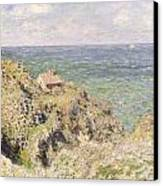 Varengeville Gorge Canvas Print