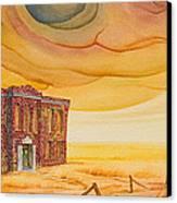 Venanda Canvas Print by Scott Kirby