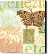 Venezia Canvas Print by Debbie DeWitt