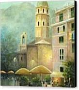 Vernazza Italy Canvas Print by Cecilia Brendel