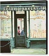 Vesuvio Bakery Canvas Print by Anthony Butera