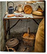 Victorian Bakers Canvas Print by Adrian Evans